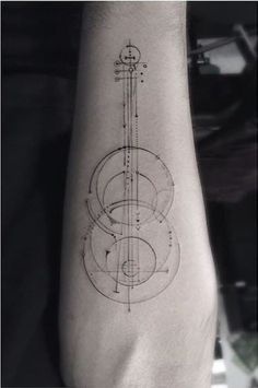 Just like songs themselves, music tattoos for men can be extremely expressive and compelling. Check out the gallery of the best tattoos here.