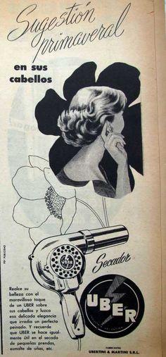 Publicidad años 50_Sugestión Primaveral