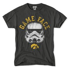 Iowa Game Face