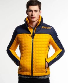 Shop for men's jackets at Superdry. Choose from leather jackets, coats, bomber jackets, parkas and sports jackets with free delivery and returns. Shop now. Puffer Jackets, Winter Jackets, Comic Clothes, Sports Jacket, Quilted Jacket, Boys Shirts, Superdry, Parka, Bomber Jacket