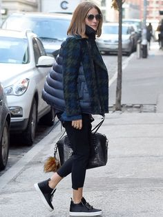 Olivia Palermo in New York (THE OLIVIA PALERMO LOOKBOOK) d475ad9df