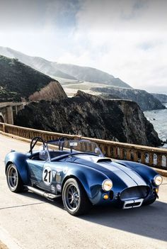 Shelby Cobra. Beautiful car.