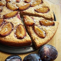 Czech Recipes, Cooking Recipes, Healthy Recipes, Healthy Cake, Desert Recipes, Sweet Recipes, Sweet Tooth, Clean Eating, Food And Drink