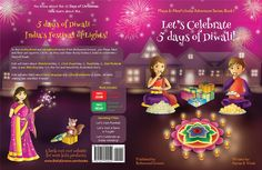 Let's Celebrate 5 Days of Diwali Learn about 5 Days of Diwali and their significance- Dhanteras, Choti Diwali, Diwali, Bahi Dhooj and Saal Mubarak.  http://www.indianmomsconnect.com/2016/10/17/lets-celebrate-5-days-diwali/