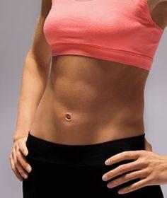 6 Easy Lower Abdominal Exercises fitness