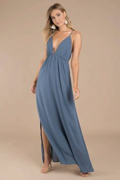 ae955421bc Come alive in the nighttime in the Imagine This Maxi Dress. Evening ready  or the