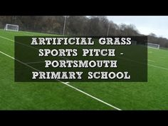 Artificial Grass Sports Pitch – Primary School