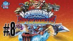 Skylanders SuperChargers Chapter 8 Dark Hot Streak