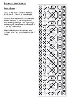 Brain Clutter: Blackwork pattern: Misc blackwork examples #10