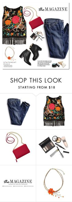 """""""Culture Clash"""" by adduncan ❤ liked on Polyvore featuring Victoria's Secret, Alice + Olivia, TravelSmith, Paul Andrew, Borghese, NOVICA, May Lindstrom, denim, mixnmatch and summer2016"""