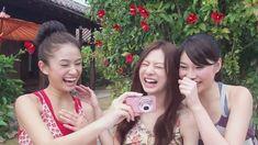 北川景子 SONY Cyber-shot WX7 「沖縄旅行篇」30秒ver CM