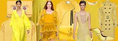 UNIVERSO PARALLELO: Tante sfumature di giallo per la primavera 2017
