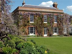 English Manor Houses, English House, English Estates, Domesday Book, Georgian Style Homes, William And Son, Kingston Upon Thames, Castle House, England And Scotland