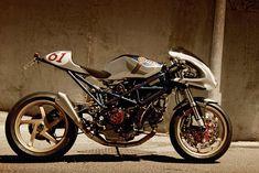 Ducati Monster S2R custom by Radical Ducati #motorcycles