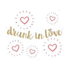 Happy Valentine's Day!  #valentines #drunkinlove #weddingplanning #weddingprep