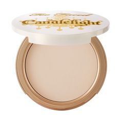 Too Faced Candlelight Softly Illuminating Translucent Powder. Swatched. Still a lot of product left! Authentic. Too Faced Makeup Luminizer