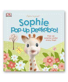 Sophie la Girafe: Pop-Up Peekaboo Board Book