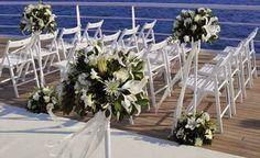 Cásate en un Catamarán, en los bellos atardeceres de la Isla de Margarita, navegando o en un lugar fijo.