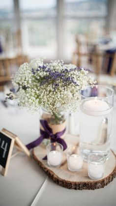 20 save money babys breath wedding centerpieces wedding table centerpiece 6 8 9 5 or Lavender Wedding Centerpieces, Wedding Table Centerpieces, Wedding Bouquets, Wedding Flowers, Centerpiece Ideas, Wedding Lavender, Simple Elegant Centerpieces, Quinceanera Centerpieces, Centerpiece Flowers