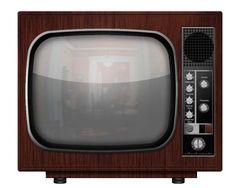 Design - Photoshop Vintage TV