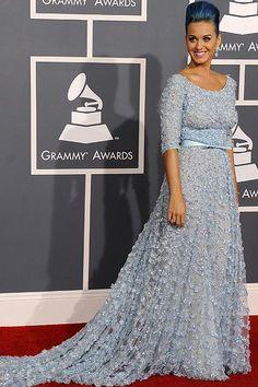 Katty Perry - Grammy Awards 2012