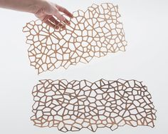 Transforming wood and making possible that it could behave exactly like cloth, was the idea behind this project by Diego Vencato. What a creative use of wood. This project has gone through …