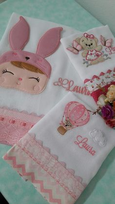 Baby Embroidery, Machine Embroidery Patterns, Cross Stitch Embroidery, Baby Burp Cloths, Cloth Diapers, Baby Fabric, Baby Sewing Projects, Baby Bedding Sets, Baby Art