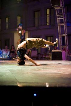 Marmaris,Turkey - breakdancing bboy