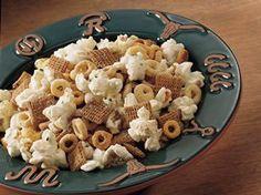MultiGrain Cheerios® Ranch-Style Snack Recipe from Cheerios