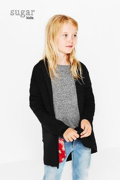 "Chloe from Sugar Kids for Zara ""Little Prices"""