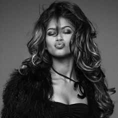 Zendaya, An Unlikely Disney Star, Owns Her Opinions & Shuts Down ...