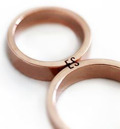 17 Wedding Rings That Go Above And Beyond