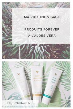 Routine visage – Mes produits forever living