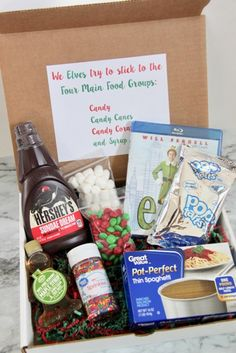 This Elf Movie Spaghetti Recipe Gift Idea is just perfect for gifting to friends and family this holiday season. It makes the perfect Family Movie night gift box! If you love the movie Elf as much as I do, then you will get this gift idea right away! I thought this would be such a …