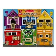 """Latches Board 