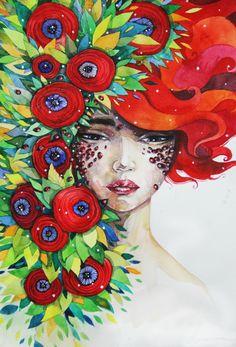 Lesya Nedzelskaya; lohrien.tumblr.com
