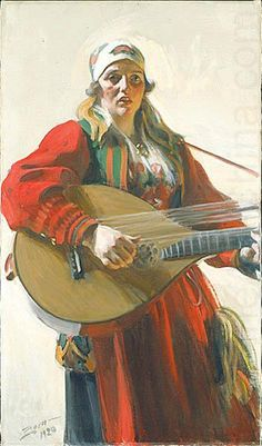 Home Tunes - Anders Zorn