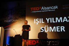 Işıl Yılmaz Sümer at TEDxAlsancak