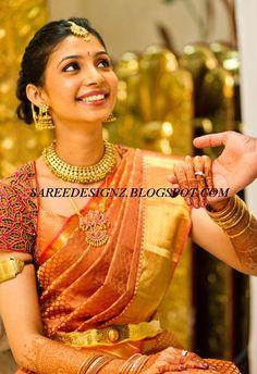 Saree Designz: Bridal Cut Work Blouse