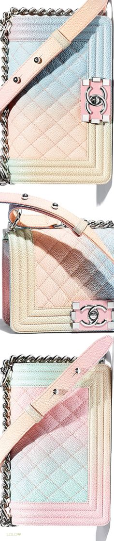 #CHANEL SPRING/SUMMER 2018 PRE-COLLECTION HANDBAGS | #LOLO Handbag Accessories, Fashion Accessories, Luggage Accessories, Best Purses, Nice Purses, Small Purses, All Tomorrow's Parties, Chanel Tote, Coco Chanel