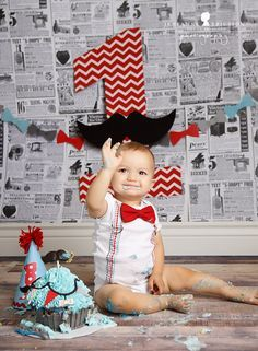 First Birthday - Mustache Bash on Pinterest   64 Pins