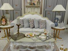 Diorama   Braithwaite Manor
