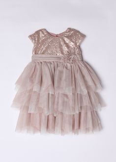 b75ee5991dfc Isobella & Chloe Sophie Empire Dress | Boutique Outfits & Headbands  for Toddler Girls