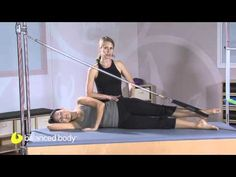Pilates for Athletes : S2E35 : Side Laying Leg Work for Dancers. Cari Riis-Stemmler brings to you some great exercises for dancers.