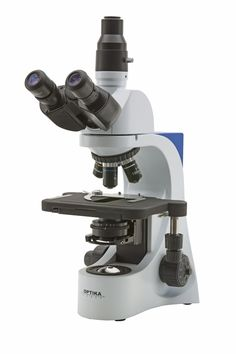 OPTIKA B-383PLi Trinocular Microscope - Infinity Corrected E-Plan Objectives | Microscope International