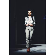 Outfit no.7 from #gogandru collection  #fashion #fashiondiaries #design #galamodauvt2015 #galamodauvt #galauvt #galauvt2015 #picoftheday #vscocam #timisoara #ootd #art #texture #fashiondesign #designer #sculptural #minimalism #white #pictureoftheday #clothes #architecture #inspiration #metallic #holographic #silver #student #collection #instagood #instafashion