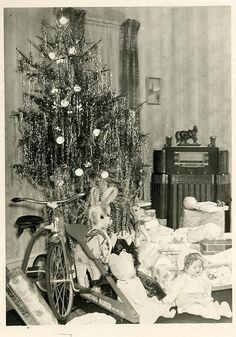 B&W Christmas