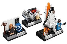 FOX NEWS: 'Women of NASA' Lego set to launch for sale Nov. 1
