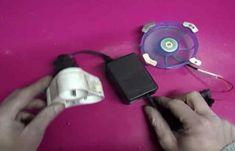 Tuto - Comment générer de l'électricité gratuitement avec des pièces d'ordinateur usagés   NeozOne