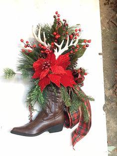 Western Christmas, Pallet Christmas, Christmas Signs Wood, Burlap Christmas, Diy Christmas Tree, Christmas Table Decorations, Primitive Christmas, Country Christmas, Vintage Christmas